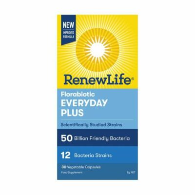 Renew Life 50 billion probiotic