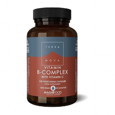 Energy Boosting Vitamin B-complex