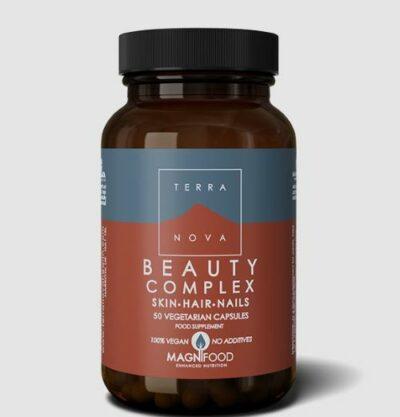 Terranova beauty complex hair skin nailss