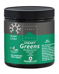 Super Greens Shake Powder